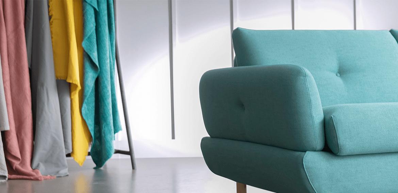Bien choisir le revêtement d'un canapé convertible