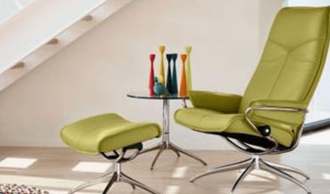 Les différentes options du fauteuil relax