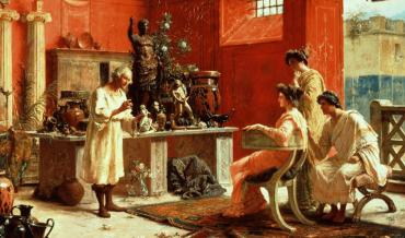 Comment dormaient les Grecs et les Romains ?