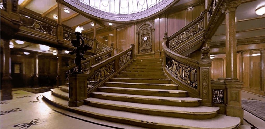 Comment le Titanic était-il meublé ? - Wikimeubles