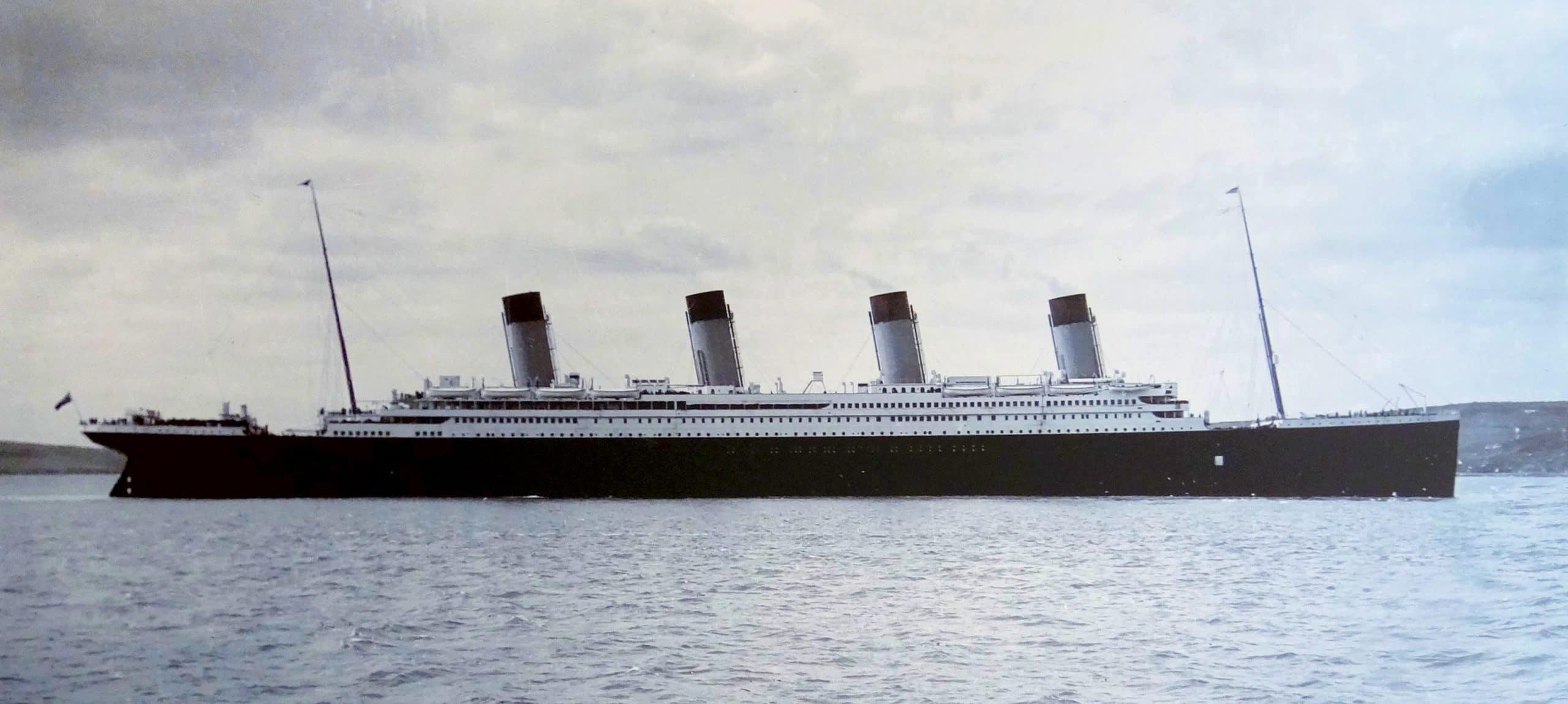 Paquebot Titanic
