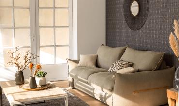 Les 5 questions à se poser avant de choisir son canapé lit !