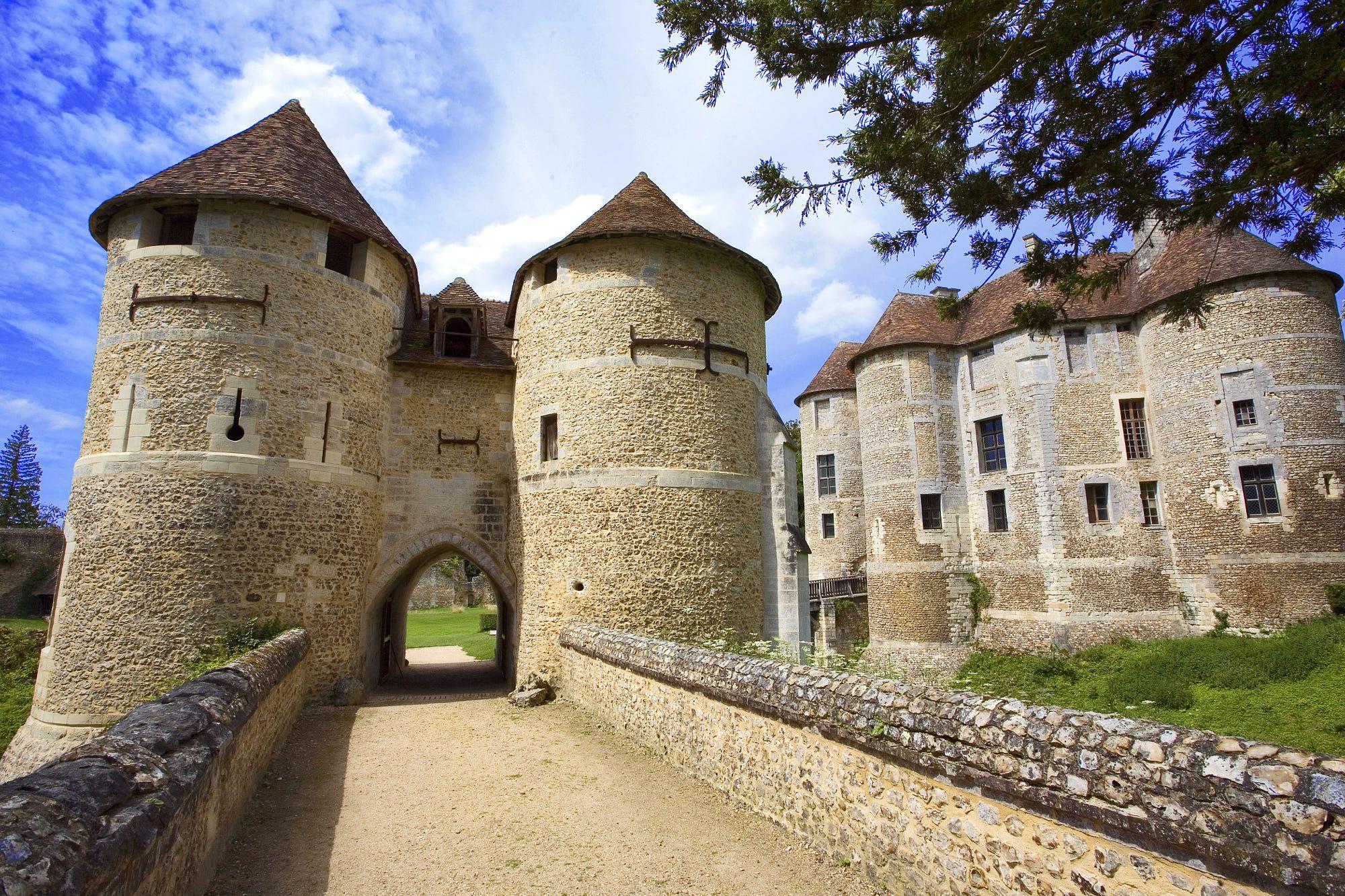 Château-fort d'Harcourt
