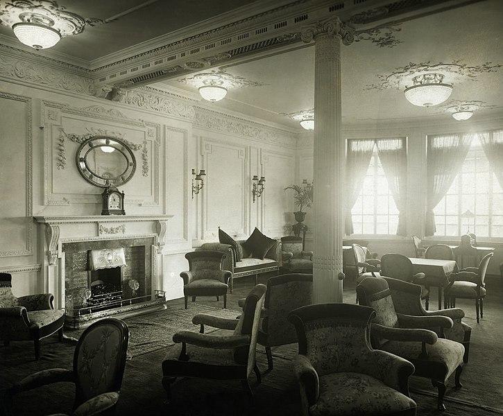 Titanic décoration