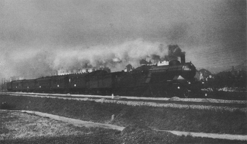 Orient express le train