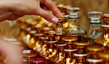 L'orgue à parfums, meuble du parfumeur-créateur