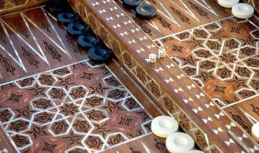 La table à jeux, péché mignon de la haute société