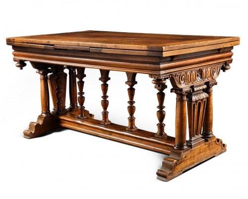 Table Renaissance Nouvelle Ecole