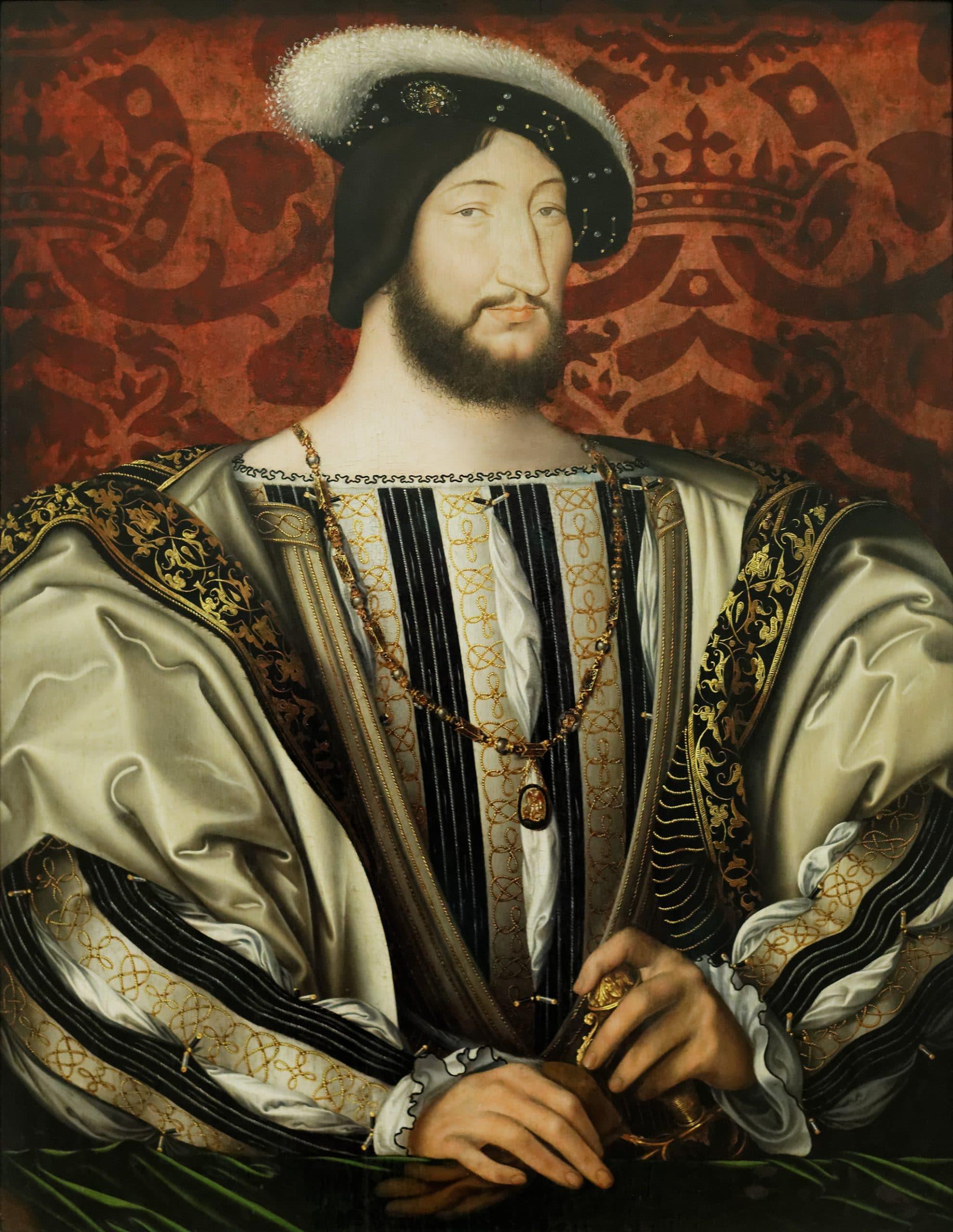 François_Ier_Louvre_Renaissance