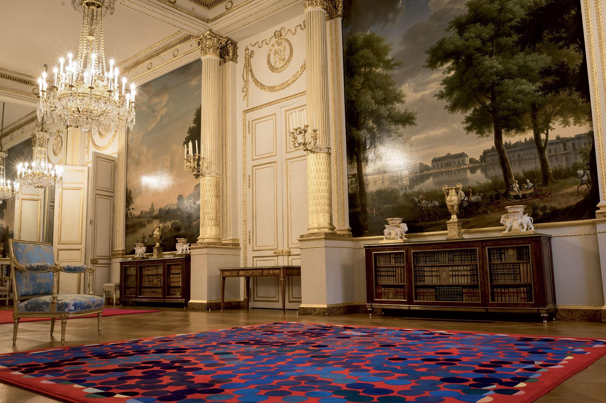 Le Salon des Fougères Palais de l'Elysée