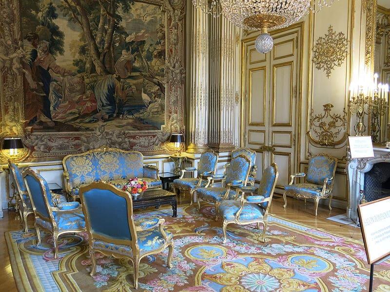 Le Salon Pompadour