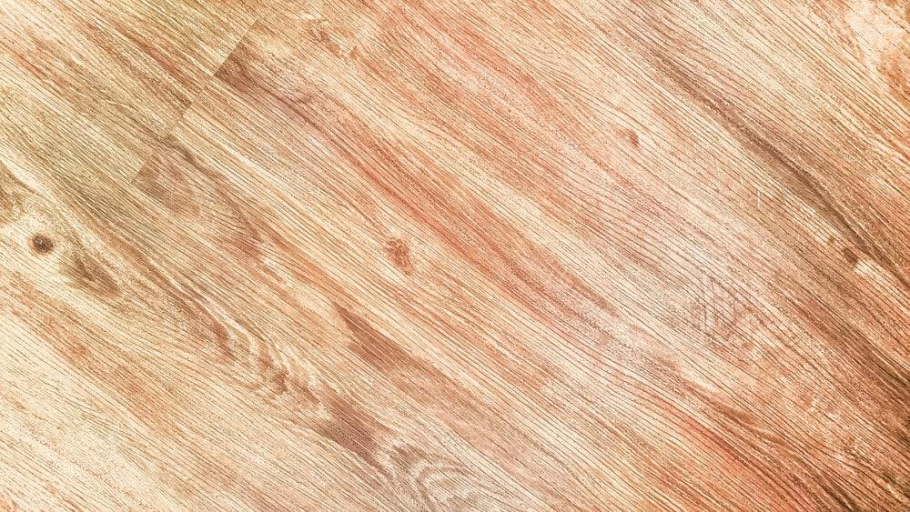 Exemple de bois mélaminé