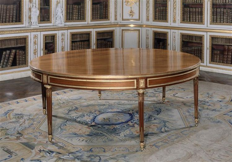 Table Ronde du Roi Louis XVI