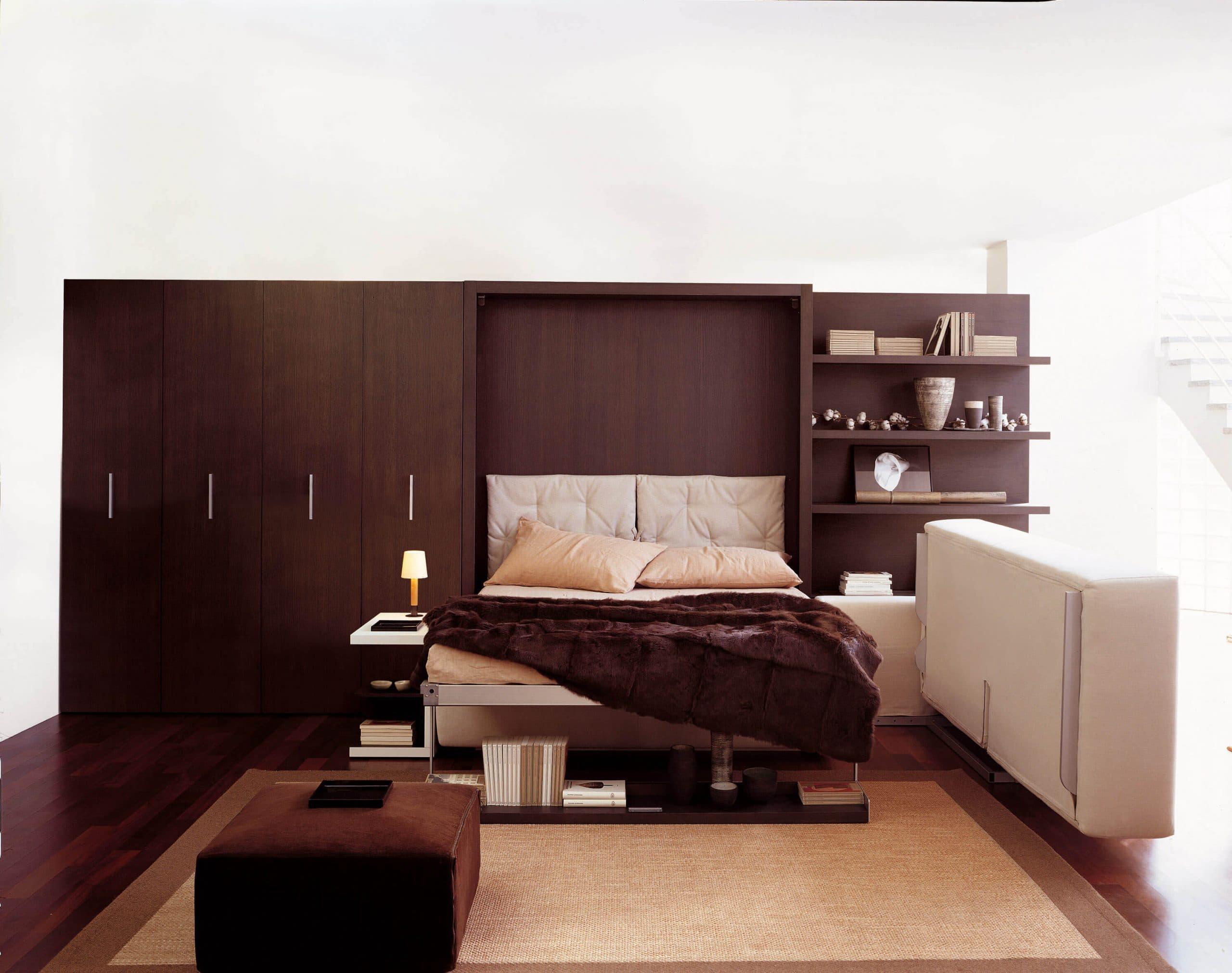 Armoire lit pour chambre