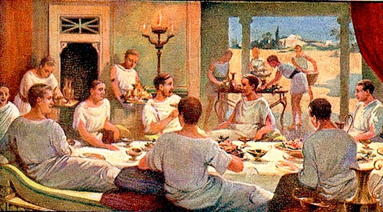 lits romains