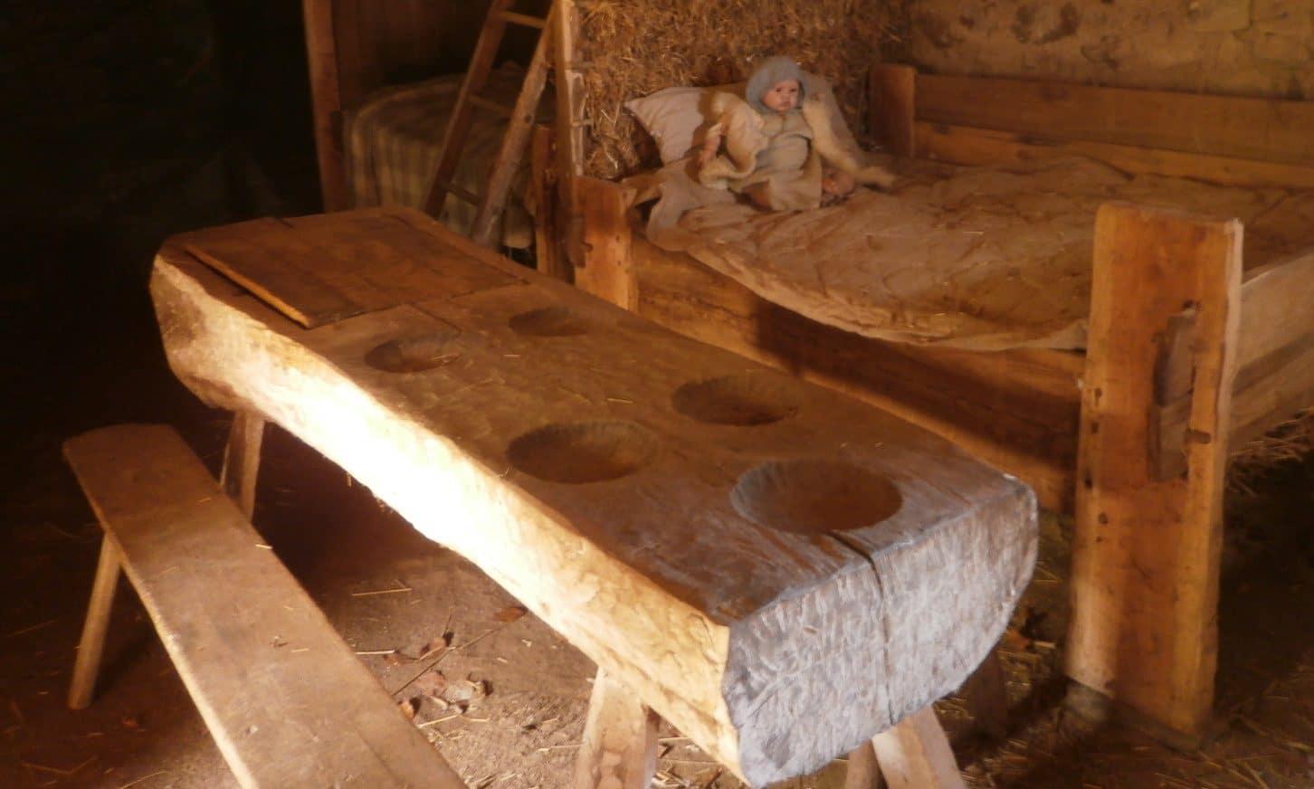 la table et son histoire
