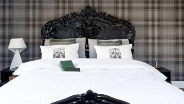 Tête de lit anglaise