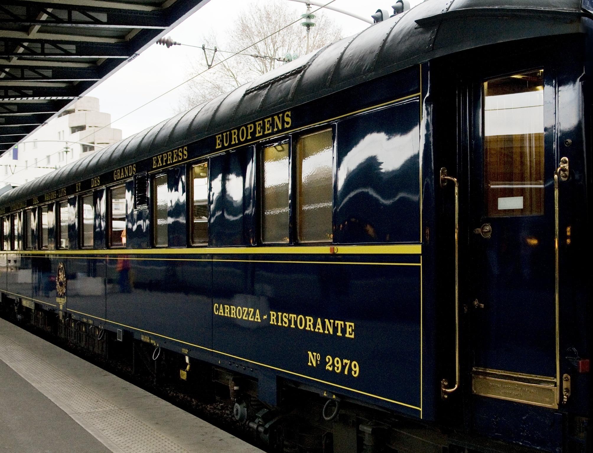Le train Orient-Express