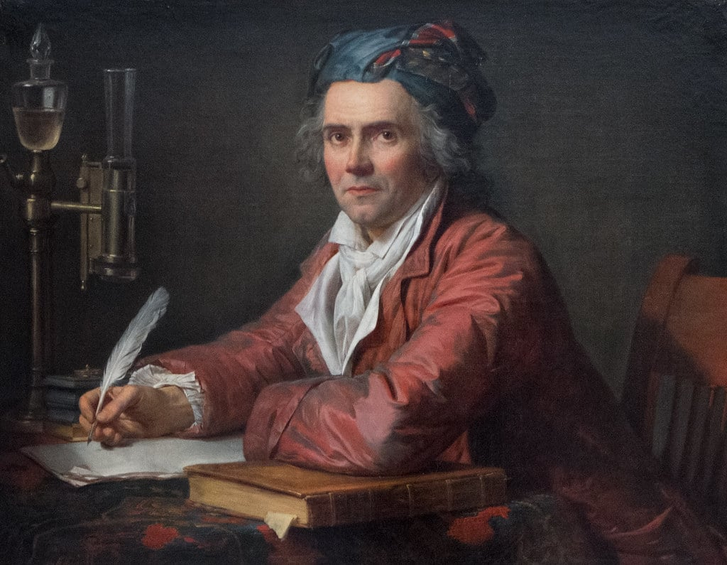 Peintre Jacques-Louis David