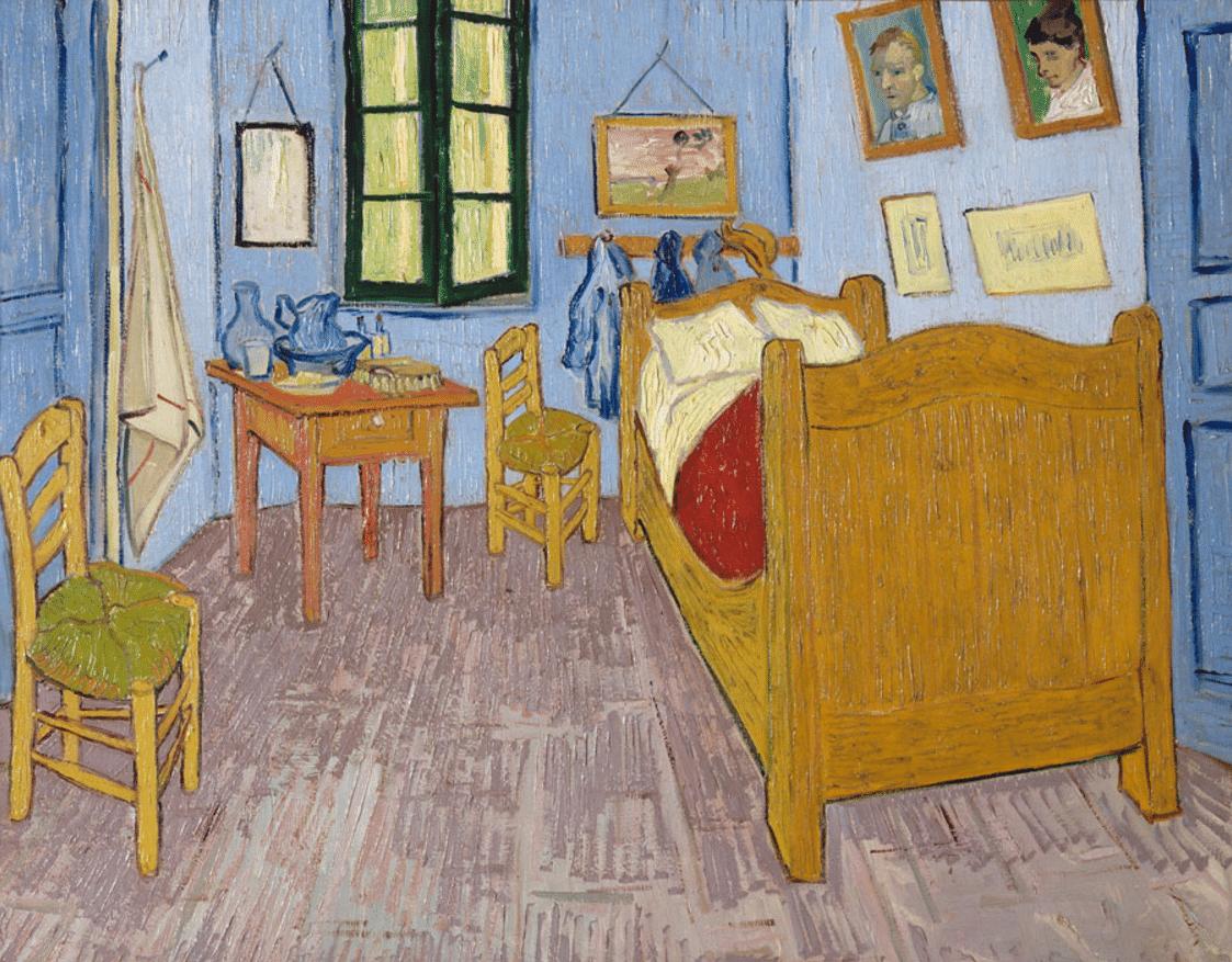 La chambre Van Gogh
