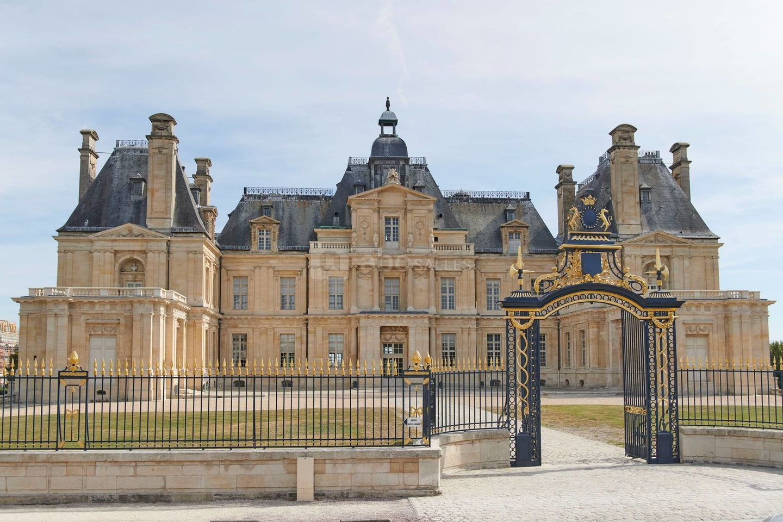 Château de Maisons-Laffitte de style Rococo
