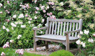 Histoire du mobilier de jardin