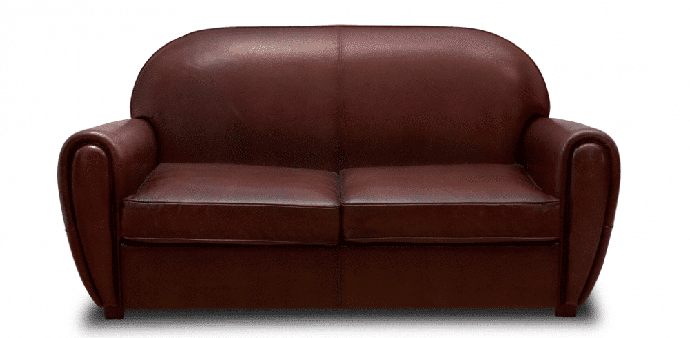 modèle Carlton : canapé club convertible
