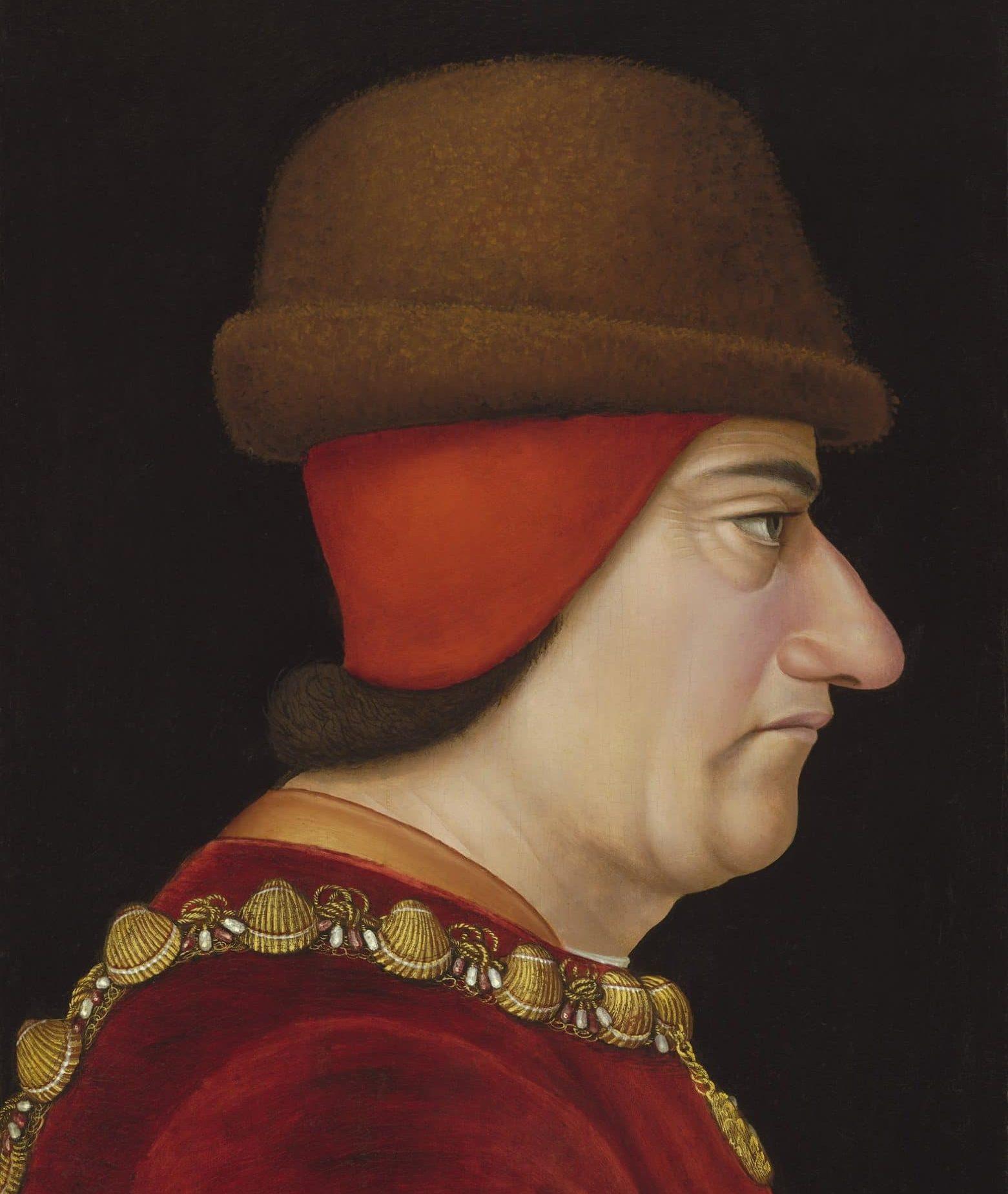 Louis_XI_(1423-1483) Roi de France
