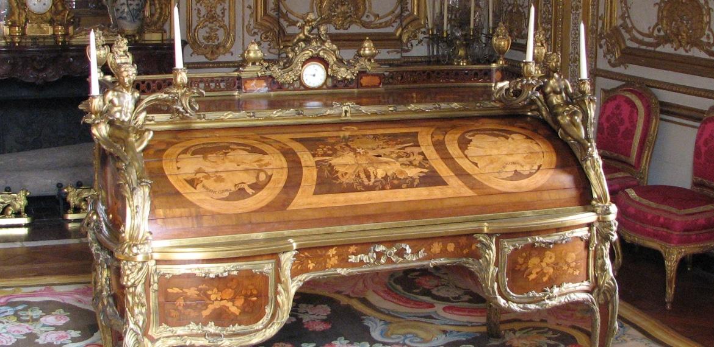 Bureau du Roi Louis XV