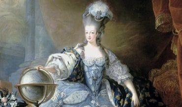 Les meubles de Marie-Antoinette