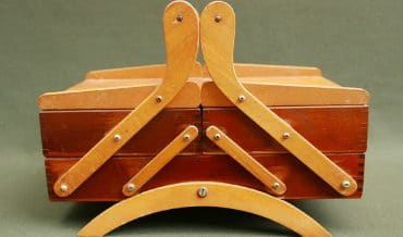 Les meubles de couture