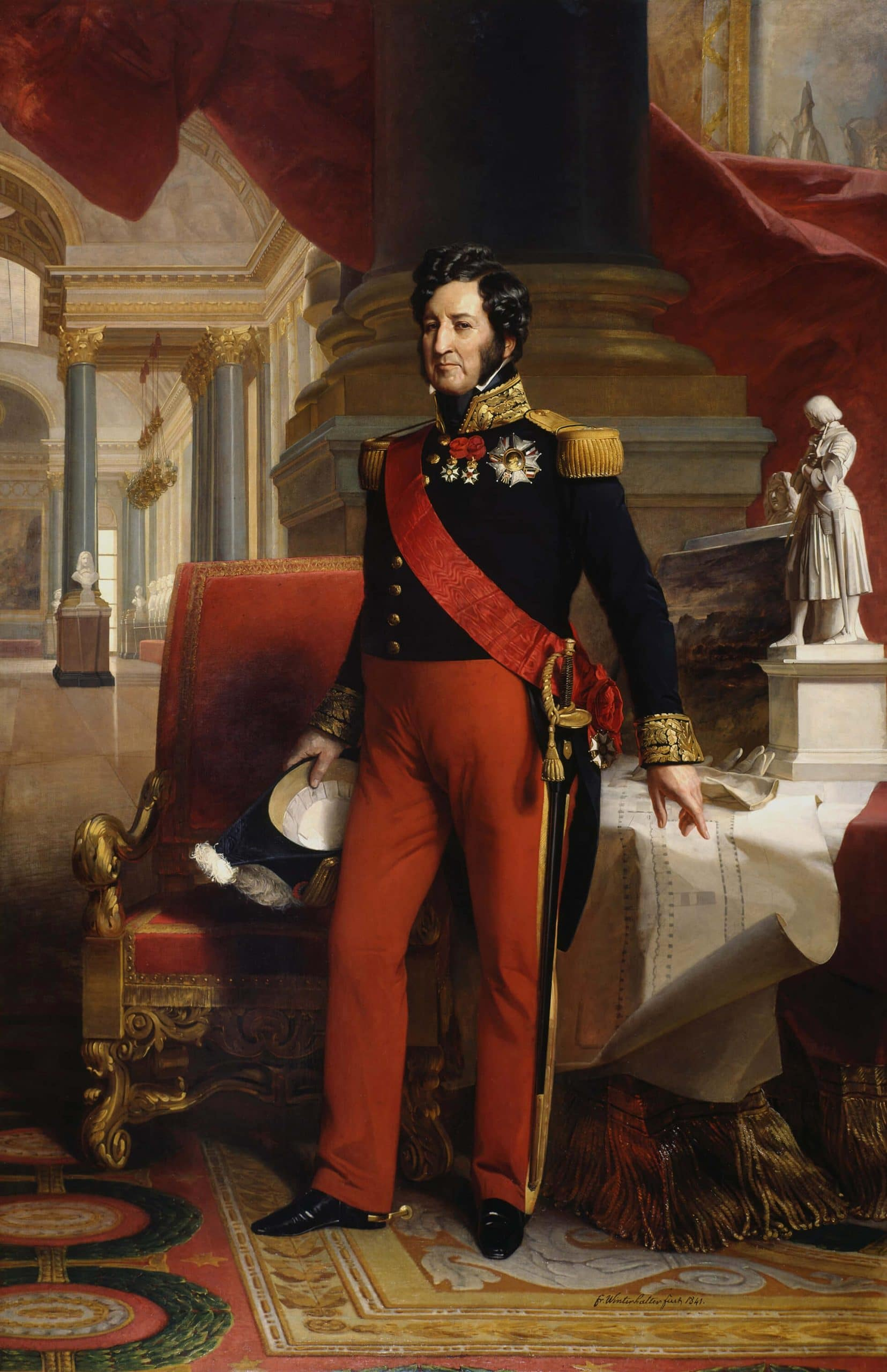 Portrait Louis Philippe