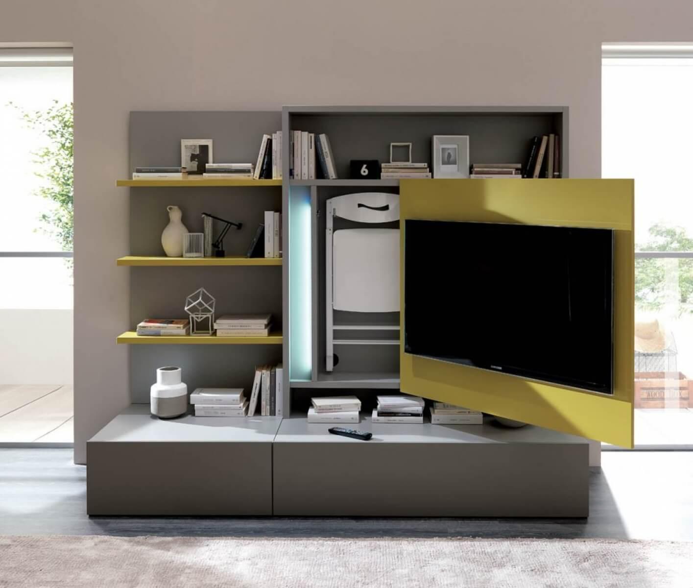 chaise pliable armoire lit