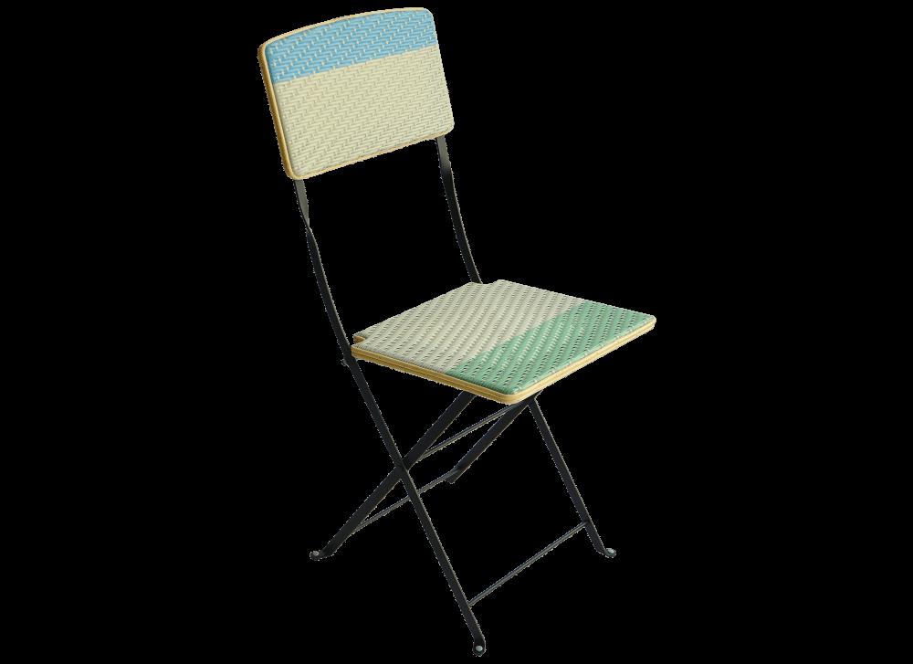 chaise pliante modèle tuillerie