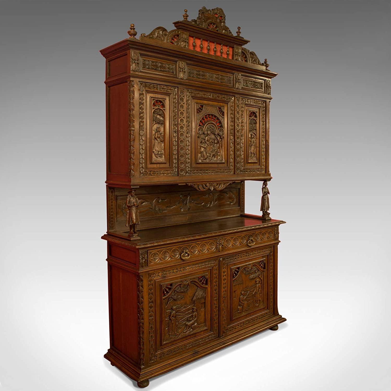 meuble breton ancien