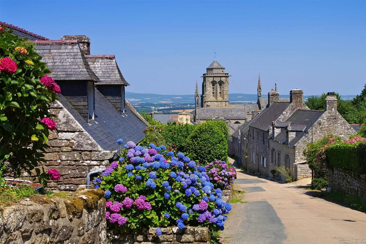 village breton ancien