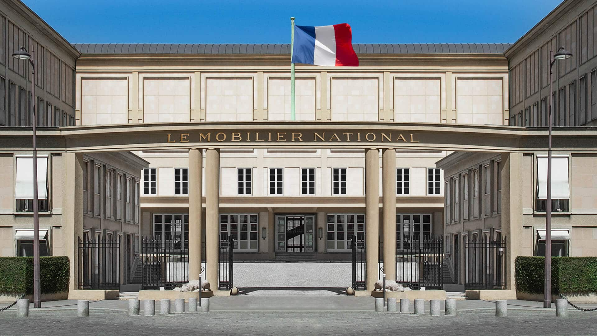 L'école mobilier national Paris