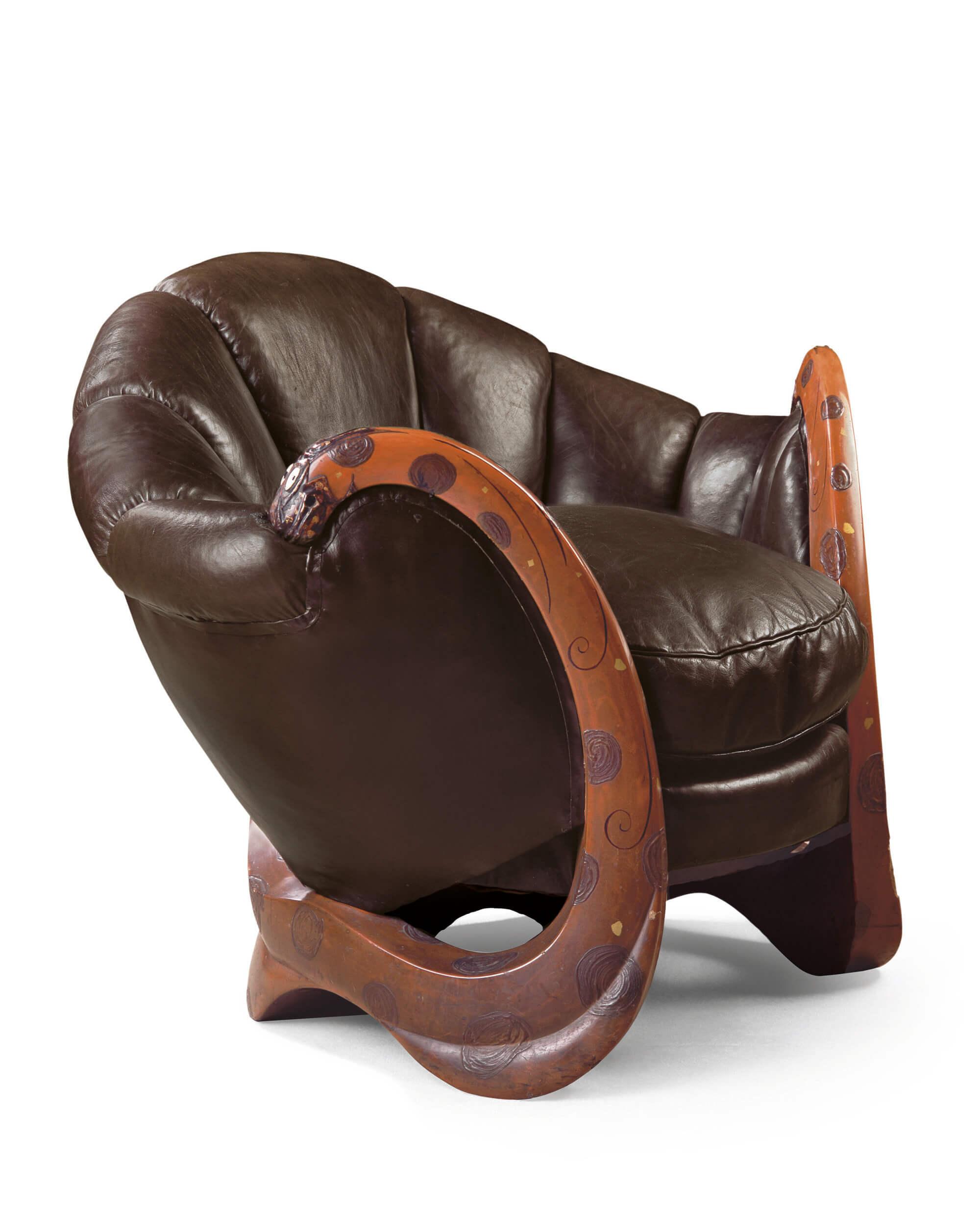 fauteuil Yves Saint Laurent