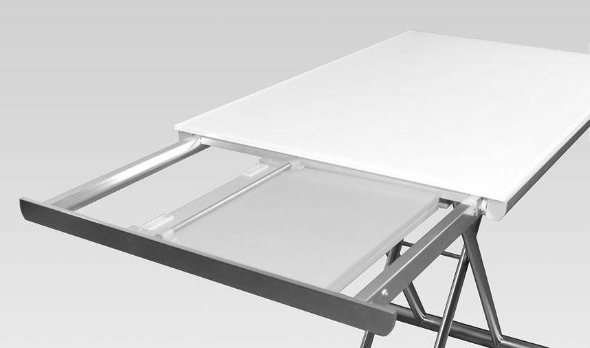 plateau table extensible cassé