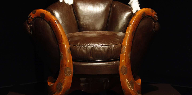 fauteuil dragon Eileen Grey