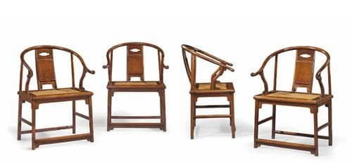 chaises ming