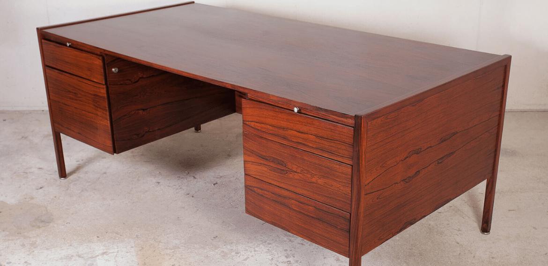 meuble vintage en bois de rose