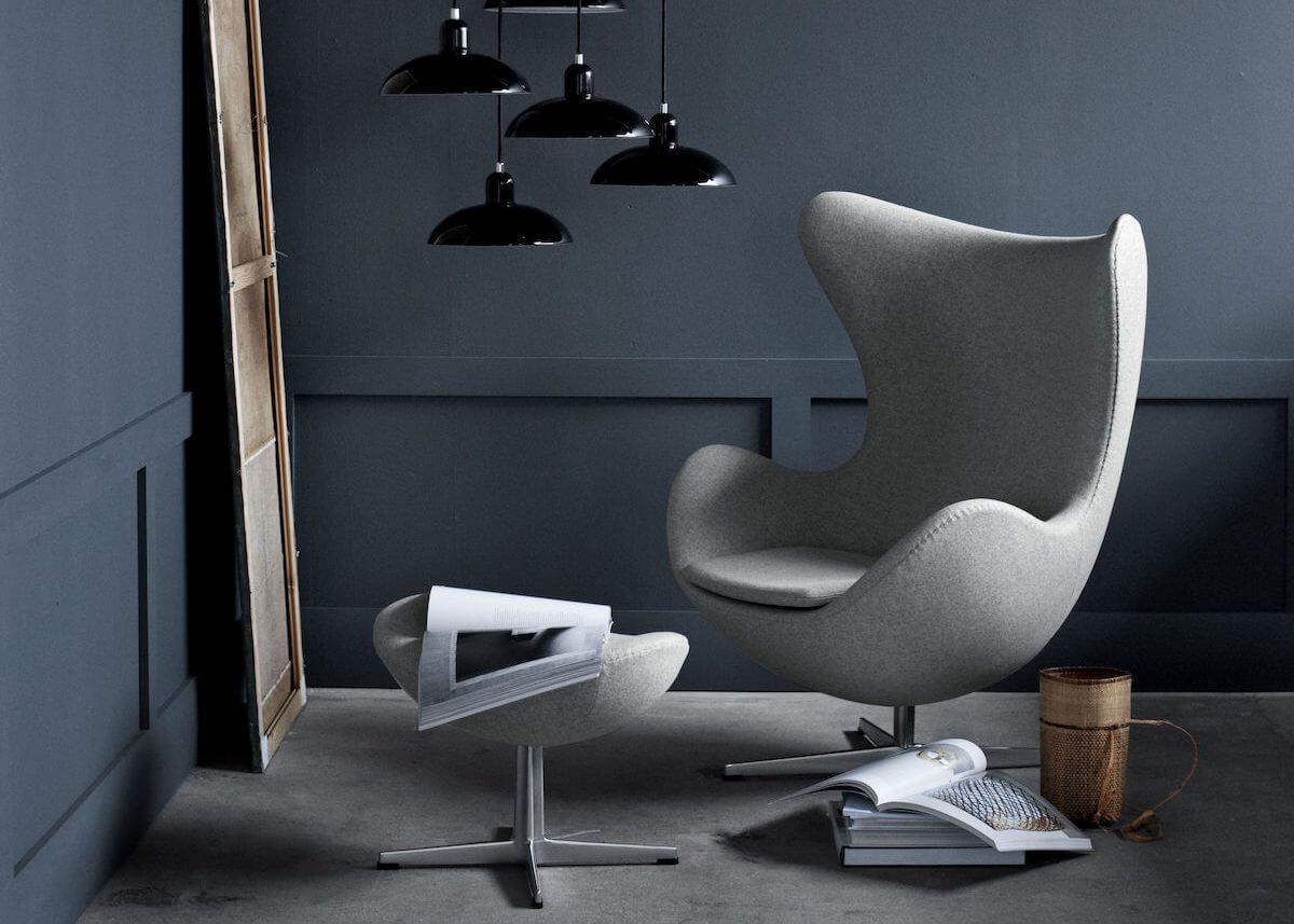 Arne-Jacobsen-fauteuil-egg-icone-design-50s-