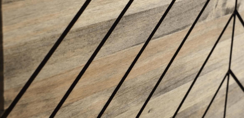 Bois de pin pour mobilier