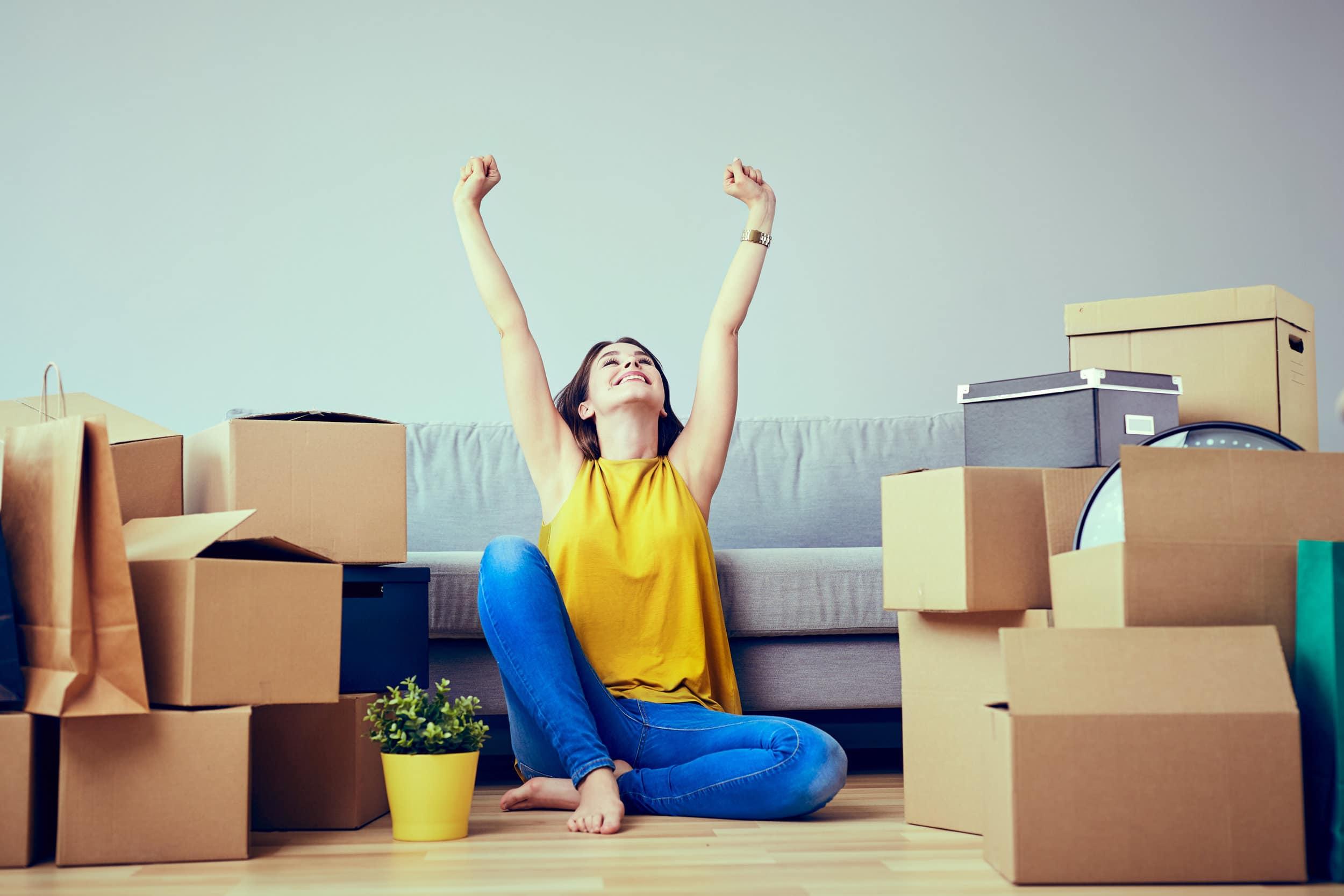 déménagement organisation